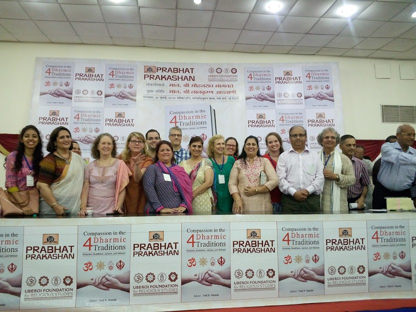 Uberoi Foundation Book Release Function at Constitutional Club, Delhi